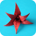 Origami Blumen - iPhone App