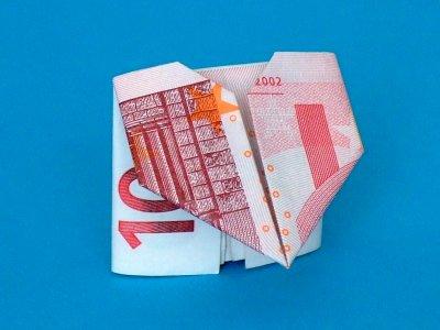 herz geldscheine und geldgeschenke origami kunst. Black Bedroom Furniture Sets. Home Design Ideas