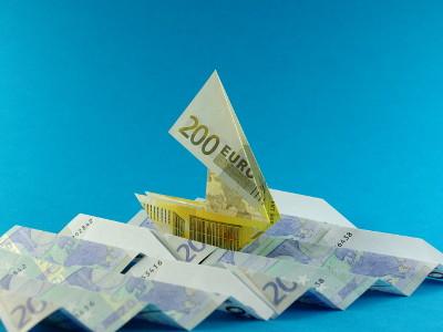 Katamaran | Geldscheine und Geldgeschenke | Origami-Kunst