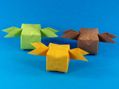 Origami Wasserbombe