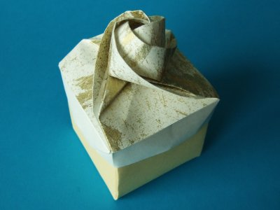 The Origami Forum View Topic Kawasaki Rose Box
